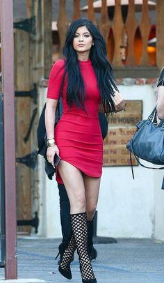 Kylie Jenner en Los Ángeles
