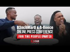 #BalconyInterview: B3nchMarQ x A-Reece Online Press Conference (Part 3)