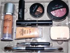 "Laura Geller Makeup Kits | Laura Geller ""Perfect Match"" Kit from QVC | Shakeupyourmakeup's Blog"