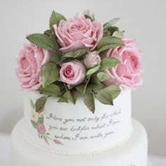Wedding Cake | Bite Me Bakery