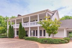 """1305+New+Liberty+Road,+Clarkesville,+Georgia+-+$2,500,000,+4+Beds,+6+Baths.+Gentlemen's+Southern+Estate+located+on+the+Soque+River+in+North+Georgia.+A+perfect+setting+for+a+family+legacy+retreat.+The+property+boasts+forty+meticulous+acres+of+fences+pastures+and+meadows.+Majestic+old+oak+trees+line+the+approximately+1000+feet+of+the+""""Best+Trout+Fishing+River""""+in+Georgia.+Lovingly+renovated,+the+four..."""