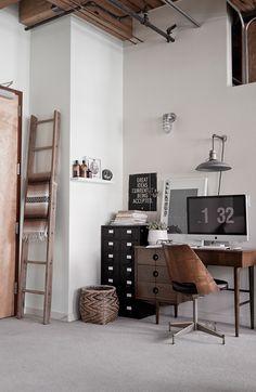 Six Ideas how to use white-wood combination in your home // Шест идеи как да използвате комбинацията бяло-дърво в дома си | 79 Ideas