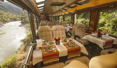 Pour 63 euros, traversez les plus beaux paysages du Pérou dans un train de luxe pour finir par le Machu Picchu