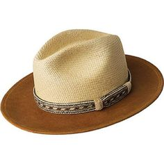 The Cudmore Fedora is a western inspired style hat that features an authentic…