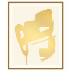 Check out this item at One Kings Lane! Halo 1, Gold Leaf