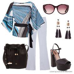 Descomplicado e glamoroso como a vida deve ser!Veja post completo em www.carolinedemilin.com.br #personalstylist #consultoriadeimagem #amooquefaço #personalstylistbh #consultoriademoda #estilo #style #trend #tendencias #looks #lookdodia #lookoftheday #moda #fashion  #letage #animale #schutz #arezzo #chloe #leeloo
