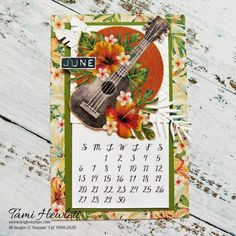 May 2021 Desktop Calendar features Above The Clouds and June 2021 Desktop Calendar features Tropical Oasis Memories & More Cards Calendar May, Calendar Pages, Desktop Calendars, Small Alphabets, Ombre Background, Pretty Backgrounds, Above The Clouds, Hibiscus Flowers, Saturated Color