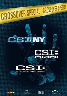 CSI, CSI Miami, & CSI New York