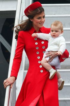Is Prince George the cutest royal baby ever? http://uk.bazaar.com/1el5wlJ
