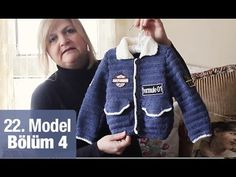 22. Model (4/5) ● Örgü Modelleri - YouTube