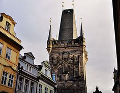 """Check out new work on my @Behance portfolio: """"Prague"""" http://on.be.net/1IL5IPr"""