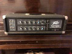 # PEAVEY Standard GUITAR AMP VINTAGE HEAD MARK III please retweet