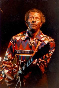 Picture of Chuck Berry Rock Roll, Rock N Roll Music, Chuck Berry, Rhythm And Blues, 1950s, Berries, Songs, Popular, Pictures