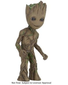 A Life-Size Baby Groot Figure Is Coming From NECA