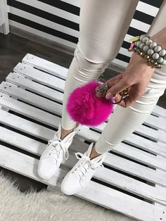 If you like my lovely bunnier trainers with cute fluffy pompom, please check my website  www.elikshoe.pl