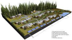 Lopez Community Land Trust - net zero housing