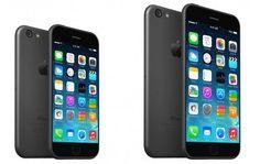 Die Front-Kamera des iPhone 6 verschiebt sich bzw. wirkt verschoben