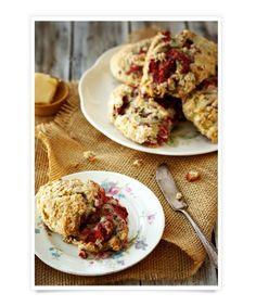 raspberries scones wheat oatmeal oats scones raspberry scones oatmeal ...