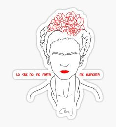 Frida Pegatina