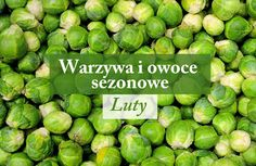Warzywa i owoce sezonowe dostępne w lutym - salaterka Sprouts, Vegetables, Recipes, Food, Diet, Recipies, Essen, Vegetable Recipes, Meals