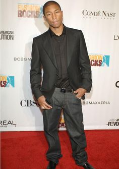 REPIN if you think #StyledtoRock mentor Pharrell Williams is H-O-T!