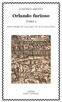 Astolfo, uno de los personajes de la obra de Ariosoto, viaja a la luna a lomos de su caballo.