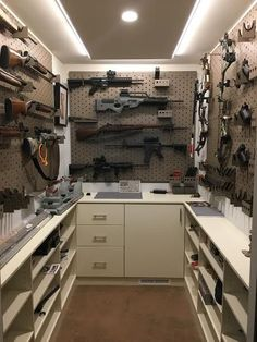 Airsoft hub is a social network that connects people with a passion for airsoft. Talk about the latest airsoft guns, tactical gear or simply share with others on this network Hidden Gun Storage, Weapon Storage, Secret Gun Storage, Ammo Storage, Gun Vault, Gun Safe Room, Gun Safe Diy, Armas Airsoft, Gun Closet