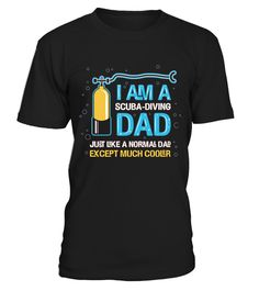# I'm-A-Scuba-diving-Dad .  Im A Scuba-diving DadGrab It In Time For Christmas! Available For A LIMITED TIMESatisfaction Guaranteed  Safe & Secure Checkout via PayPal/Visa/Mastercard*VERY High Quality Premium T-Shirts** Buy 2 or more and save on shipping! **