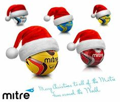 Merry Christmas to all of the #Mitre fans around the world!