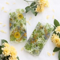Creator: Charm of Coshe Creema botanical iphone case