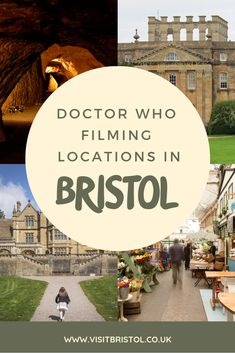 The Time Lord/Lady has a long-running connection with Bristol. Here we take a look back at some of Doctor Who's other encounters in Bristol… Doctor Who Film, Visit Bristol, Time Lords, Filming Locations, Dr Who, Need To Know, Everything, Future, Tv