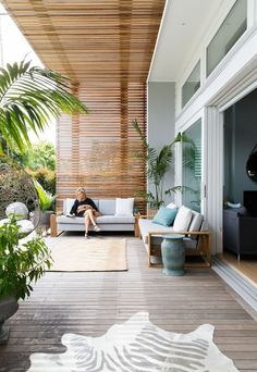 FurnishMyWay — Whoa! What a pretty outdoor living area. So much...