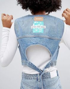 Weekday Limited Collection Denim Tank With Back Buckle Detail#petitewomensclothing#trendypetiteclothing#inexpensivepetiteclothes#designerpetiteclothing#fashionablepetiteclothing#petitedresses#outfitideasforwomen#outfits#trendy#trendyoutfitsforwomen#springoutfits#denim#denimondenim#denimoutfit#denimoutfitideas#denimoutfitideasforwomen#denimfemale#denimshirt#denimshirtdress#denimshirtoutfit#denimshirtoutfitspring#denimshirtoutfitwinter#ad