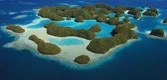 Visit Palau for family travel