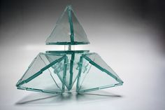 'Tessellation series' - Mike Holden Glass