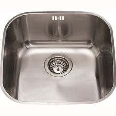 CDA KCC23SS Undermount Medium Plus Bowl Sink   Appliances Direct