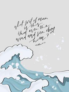 Matthew 8:27