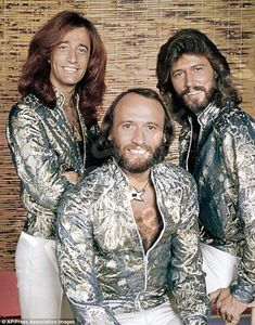 The Bee Gees.....best disco music ever!