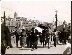 Galata Köprüsü - 1923