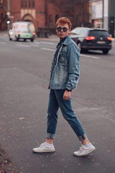 Klassisch und trotzdem immer up to date: Die Jeansjacke von Arizona mit coolen Wasch-Effekten lässt sich einfach zu jedem Outfit kombinieren.