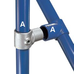 KK114-6 No.114 Kee Klamp Swivel Tee. Eberl Iron Works, Inc. is a distributor of Kee Safety Railing Accessories. Shop a large selection of: railing brackets, handrail brackets, handrail fittings, aluminum handrail fittings, pipe handrail brackets, railing components, pipe railing fittings, handrail components, pipe railing fittings, pipe railing components, pipe and rail fittings, steel pipe railing fittings, speed rail pipe fittings.