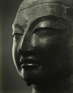 Taikichi Irie | Kōfuku-ji-Tempel, Buddha-Kopf | Museum für Kunst und Gewerbe…