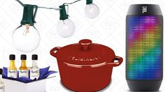 Saturday's Best Deals: Cast Iron Cookware Amoretti Syrup Amazon Echo