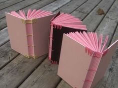 My Handbound Books - Bookbinding Blog: Practicing Coptic Endbands
