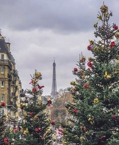 Christmas in Paris | by David L. Brown