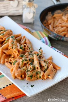 [New] The 10 Best Recipes Today (with Pictures) Wine Recipes, Pasta Recipes, Easy Healthy Recipes, Easy Meals, Best Italian Recipes, Recipe Today, I Foods, Macaroni And Cheese, Good Food