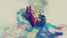 Ilustraciones para libros Fantasía