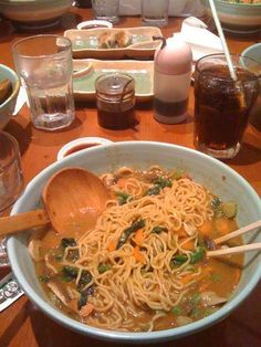 Vegetarian Tan Tan @Goma Tei, Ala Moana Mall in Honolulu