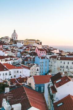 One of my favorite cities in Europe, Lisbon, is bursting with culture, great food, incredibly charming streets -the list goes on and on- there's so much to see and taste within the city you'll be hard-pressed to pick your favorites.