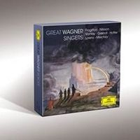 Various Artists : Great Wagner Singers - Various Artists